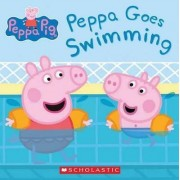 Peppa Goes Swimming by Inc Scholastic