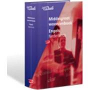 Middelgroot Woordenboek Engels-Nederlands by van Dale