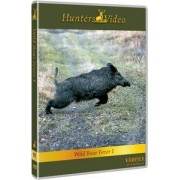 Hunters Video DVD, Schwarzwildfieber 1