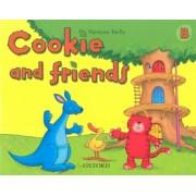 Cookie and friends B Classbook(Vanessa Reilly)