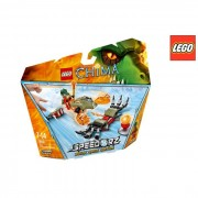 Lego chima artigli fiammeggianti 70150