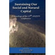 Sustaining Our Social and Natural Captial by Roger Attwater