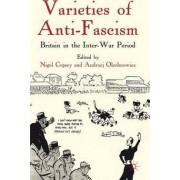 Varieties of Anti-Fascism by Nigel Copsey