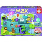 Puzzle Max 8 in 1 Arca lui Noe