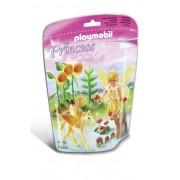 Playmobil 5353 - Principessa della Foresta con Cavallo Alato