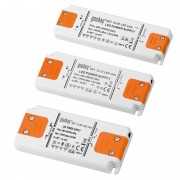 Goobay Spannungs Transformator für LED Lampen - 12 Volt (DC) / max. 6 Watt