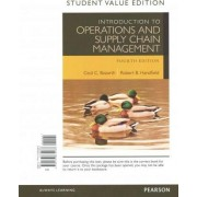Introduction to Operations and Supply Chain Management, Student Value Edition Plus Myomlab with Pearson Etext -- Access Card Package by Cecil B Bozarth