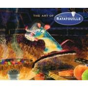 Art of Ratatouille by Karen Paik