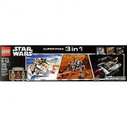 LEGO Star Wars Super Pack 3 in 1 (66533)