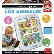 Educa Touch - Baby Descubro... Os Animais, juego educativo en portugués (16093)