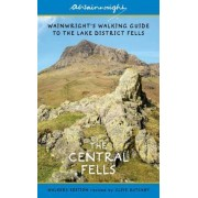 Wainwright's Illustrated Walking Guide to the Lake District: Central Fells Book 3 by Alfred Wainwright