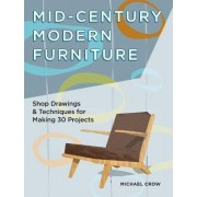 Making Mid Century Modern Furniture by Michael Crow