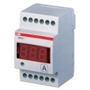 Ampermetru digital AC cu releu de alarma AMTD-1-R ABB