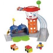 Fisher-Price Little People Wheelies Airport Toy Toy Kids Play Children