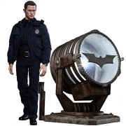 Hot Toys Batman 1/6 John Blake With Bat-Signal