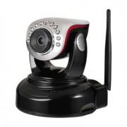Wansview NCM625GB, Camera IP Megapixel Wireless Pan/Tilt, ONVIF, SD Card, P2P