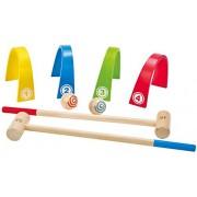Hape - colore Croquet, giochi all'aperto (0HPE4302)