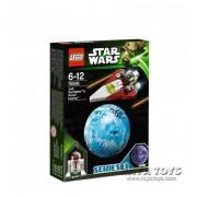 LEGO STAR WARS Джедайски звезден разрушител и планета Камино