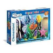 Clementoni 24472 - Puzzle Finding Nemo, 24 Maxi Pezzi, Multicolore
