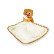 Oops Little Helper Oops Sumptuously Soft Baby Doudou Comforter with Soft Padded (Mr Chocolat Au Lait The Bear Friend)