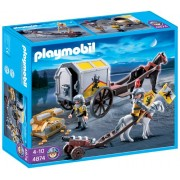Lion Knights' Treasure Transport by Playmobil