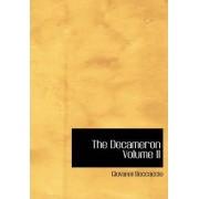 The Decameron Volume II by Professor Giovanni Boccaccio