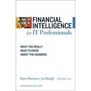 Financial Intelligence for IT Professionals by Karen Berman