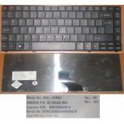 Clavier Qwerty UK Pour Acer Travelmate TM8371 TM8471 8371 8471 Series, Noir / Black, Model: NSK-AT00U, P/N: 9Z.N3L82.00U, KB.I140A.166