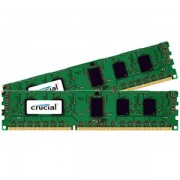 Crucial DDR3 8GB 1600 C11 Crucial kit - CT2K51264BD160B (C226892)