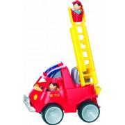 Gowi Toys Austria Fire Engine