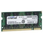 Crucial 2 GB SO-DIMM DDR2 - 800MHz - (CT25664AC800) Crucial CL6