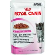 Royal Canin Kitten Instinctive Jelly 80g