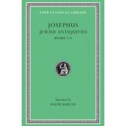 Works: Jewish Antiquities, Bks.VII-VIII v. 7 by Flavius Josephus