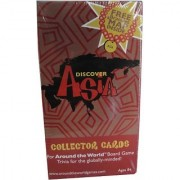 Around The World Collector Card Pack Discover Asia