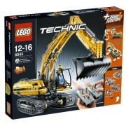 LEGO Technic 8043 - Motorized Excavator Power Functions by LEGO Technic