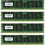 Crucial 64GB kit (16GBx4) DDR4 PC4-17000 Registered ECC 1.2V Desktop Memory