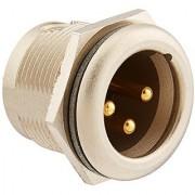 Neutrik NC3MPR-HD 3-Pin M PNL MT XLR