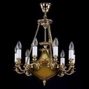 Lustra LUX diam.45cm DAFNE brass antique