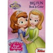 Disney Princess Sofia The First Royal Achiever Coloring & Activity Book