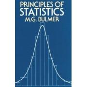Principles of Statistics by M. G. Bulmer