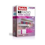 Yokis KITRADIOVR KIT RADIO VOLET ROULANT