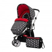 Obaby Chase Chase 2in1 / 3in1 Pram & Pushchair - Cross Fire
