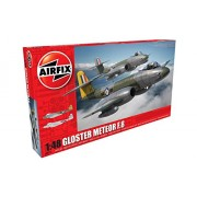 Airfix A09182 - Modellino Gloster Meteor F8
