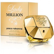 Lady Million By Paco Rabanne Eau De Parfum Spray 2.70 Oz