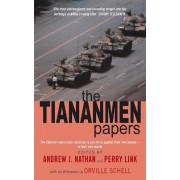 The Tiananmen Papers by Andrew J. Nathan