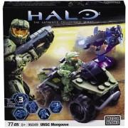 Mega Bloks - 96849U - conjunto de la construcción - Halo Consejo de Seguridad Mangosta