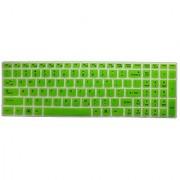 Avigator Translucent Green Ultra Thin Silicone Keyboard Protector Skin Cover for IBM Lenovo IdeaPad Z500 Z510 Z510p Z