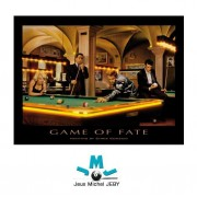 Tableau Led + Néon 'Game of Fate'