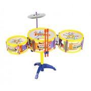 Bontempi DS 3341.2 juguete musical - juguetes musicales (Niño/niña, Azul, Amarillo)