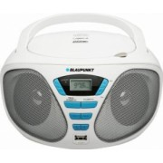Microsistem audio Blaupunkt Boombox BB5WH CD Player USB AUX 2x1.2W